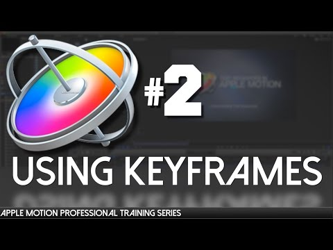 Apple Motion Professional Training 02 - Introduction to Keyframes