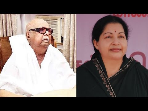 Jayalalitha & Karunanidhi Are In Hospital What Is Common & Uncommon - Must Watch