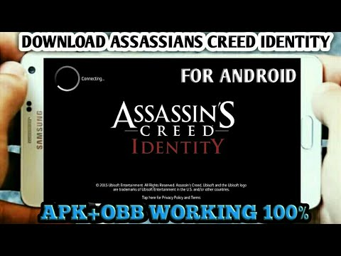 How To Download Assain Creed Identity For Android Apk +obb | Download Assassin Creed Identity Mobile