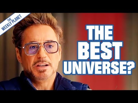 Is Marvel The Best Cinematic Universe?