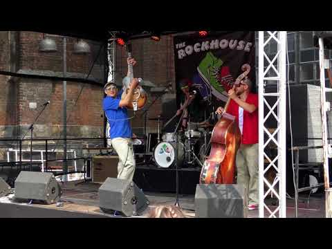 ROCKHOUSE BROTHERS - VATERTAGSSAUSE 2018