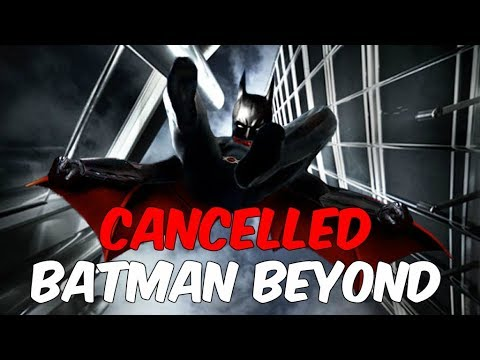 What Happened to the Cancelled Batman Beyond Movie? | Cutshort