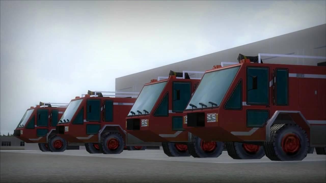 Blueprint Simulations Dallas KDFW for Flight Simulator X