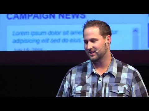 Disrupting education: Dustin Haisler at TEDxLivermore
