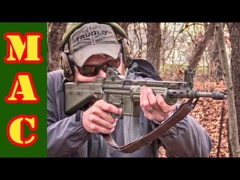 New CETME-L 5.56mm Rifle