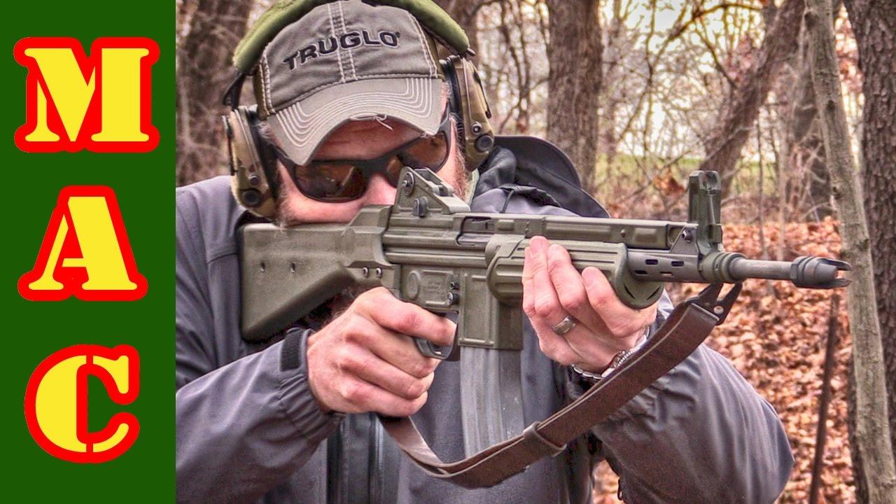 New CETME-L 5 56mm Rifle