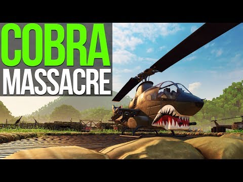 Rising Storm 2: Cobra Massacre 70+ Kills (Era Music)