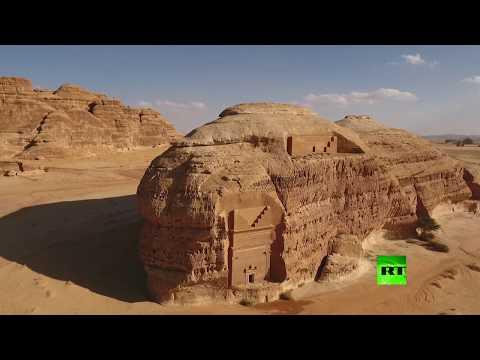 عدسة -آر تي- ترصد جمال العلا السعودية  - نشر قبل 2 ساعة