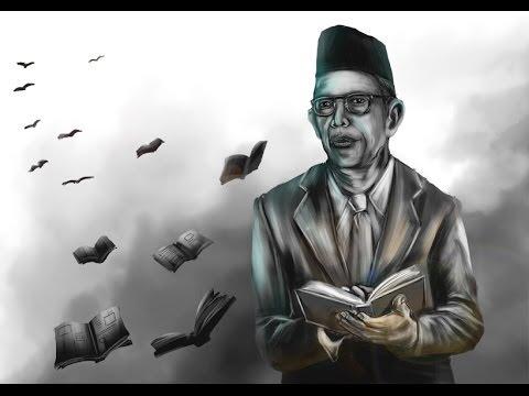 Ki Hajar Dewantara Painting by Audi Moslem