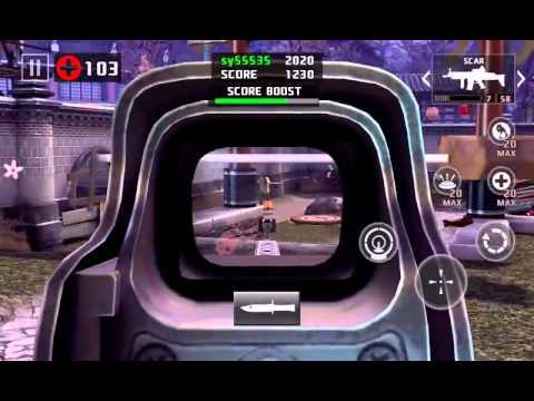 Dead Trigger 2 / Africa / Arena