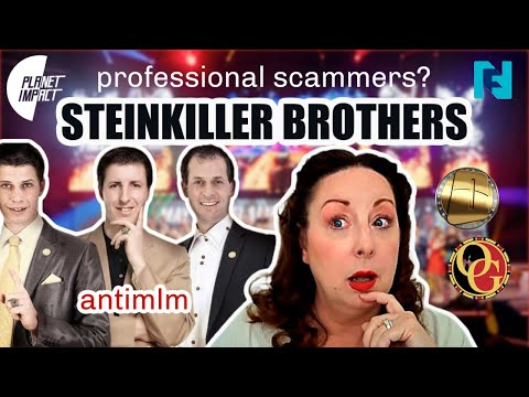 the-notorious-steinkiller-brothers-|-#antimlm