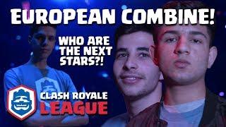 Clash Royale League: EU Combine