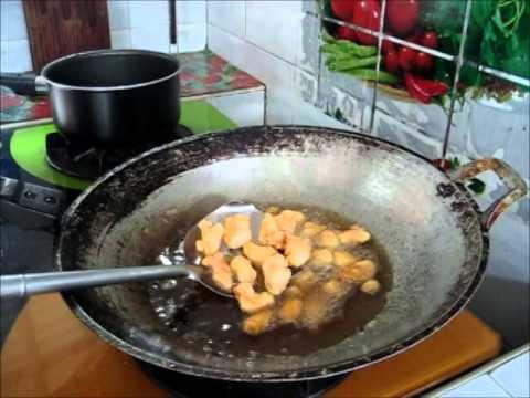 ครัวบ้านบ้าน By ตาต้า เมนู ไก่ผัดเม็ดมะม่วงหิมพานต์ สูตรน้ำพริกเผา #2