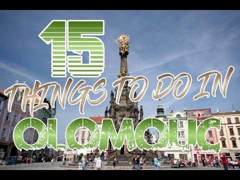 Top 15 Things To Do In Olomouc, Czech Republic