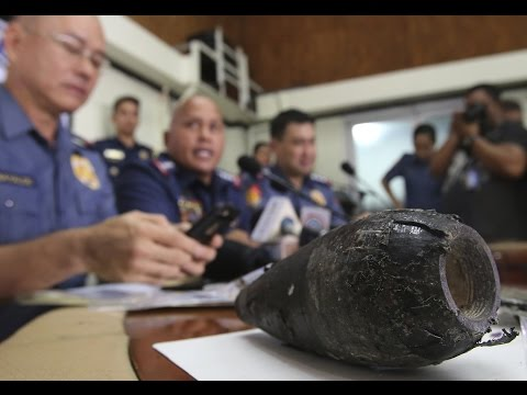 Manila cops say explosive device found outside US embassy same as that used in Davao bombing