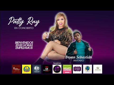 Patty Ray en concierto