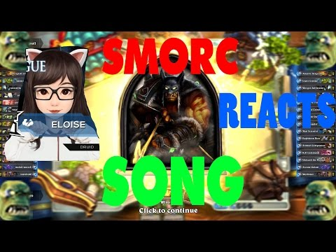Eloise reacts to the SMOrc Song
