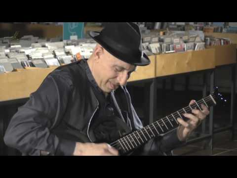 Elliott Sharp plays Monk, PointCulture Charleroi - 5 mai 2017 - 3/3
