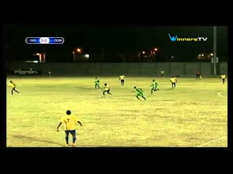 St Vincent Match Highlights vs Dominica & Grenada