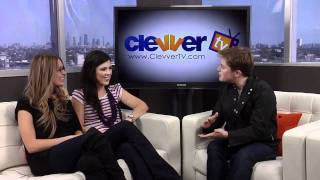 Reed Alexander Shares Secrets To Healthy Eating On 'iCarly' Set