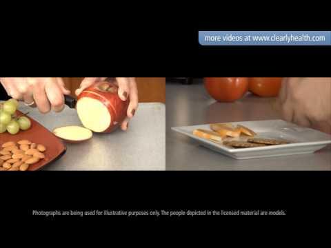 Diabetes: Healthy Snacks