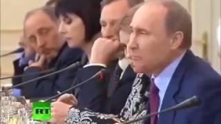 Путин жестко поставил на место 'Самого умного' человека России