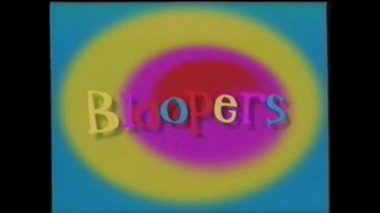 The Wiggles: TV Series 2 Bloopers