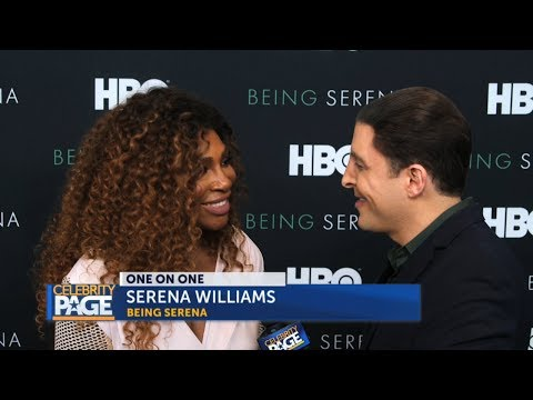 One On One: Serena Williams On Being Serena