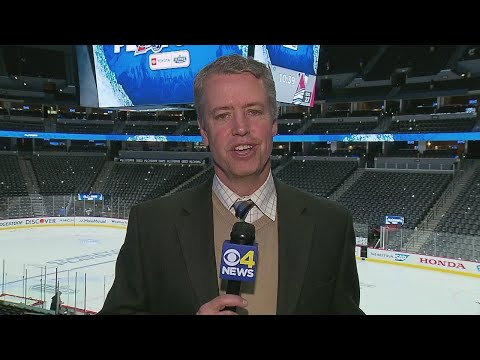 CBS4 Sports Breakdown Of Avs Loss To Sharks In Game 3