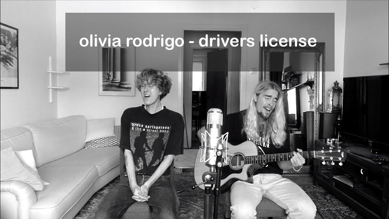 Olivia Rodrigo - drivers license (Hearts & Colors Cover)