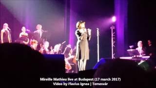 Mireille Mathieu Live at Budapest (2017) (HD)
