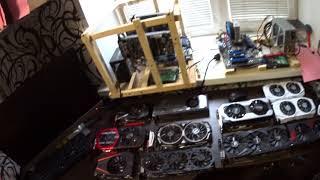 Итоги теста в майнинге всех GTX 1060 6gb
