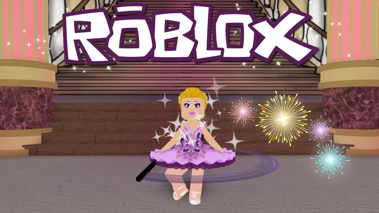 Roblox: [Fireworks] Dance Your Blox Off ~ Hip Hop & Sleeping Beauty Ballet