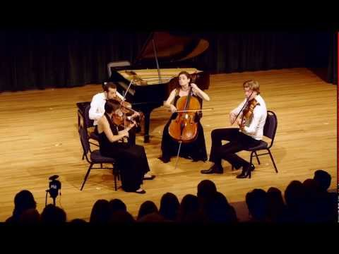 "Ariel Quartet - Haydn: Quartet in E-flat major, Op. 33 No. 2, ""Joke"""