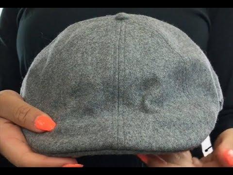 b7c2e676bce EK  CORE DUCKBILL  Grey Driver Hat by New Era - YouTube