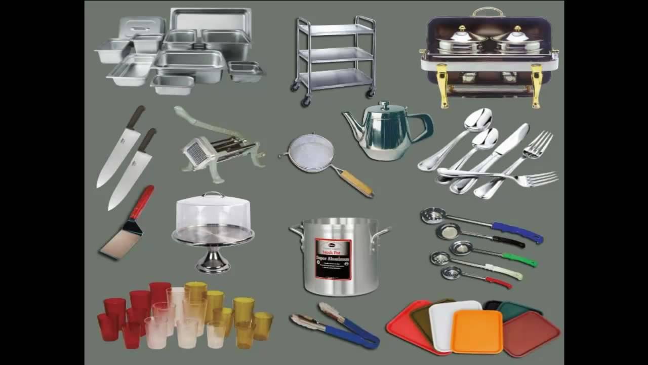 Utensilios de cocina htpp for Material para chef