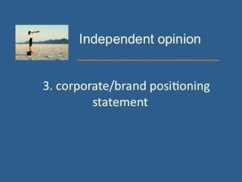 Marketing Communications Audit