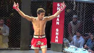 FA5: Uproar Fight 7 Shaukat Khan vs Irfan Ahmed Pakistan MMA Mixed Martial Arts