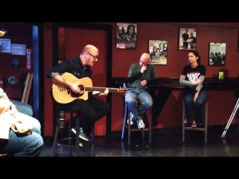 Mike Doughty - VIP Acoustic Set - 10.19.2013 - The Paradise, Boston, MA