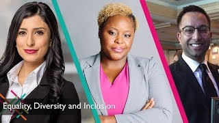Law Society Equality, Diversity and Inclusion video