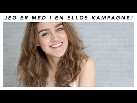 Chit chat GRWM - Ellos kampagne   Astrid Olsen
