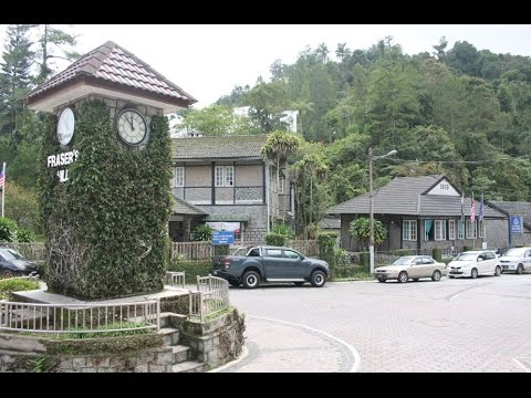 Fraser's Hill / Bukit Fraser Tour