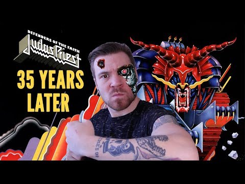 """JUDAS PRIEST """"Defenders of the Faith"""" Turns 35 Years Old   Apocalyptic Anniversaries"""