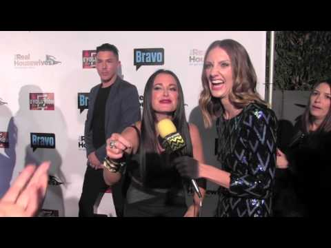 Kyle Richards Interview at The Real Housewives of Beverly Hills Premiere