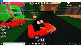 Being an Idiot in Roblox!!!! -Work At A Pizza Place