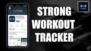 Strong Workout Tracker Tutorial screenshot 3