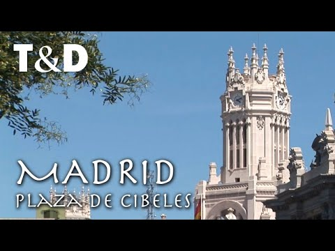 Madrid Tourist Guide: Plaza De Cibeles - Travel & Discover