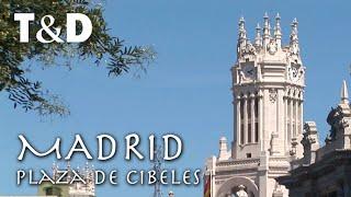 Madrid Tourist Guide: Plaza De Cibeles - Travel & Discover