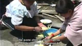 Programa cultural kichwa en Otavalo