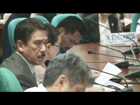 Senate hearing on the Proliferation of Fake and/or Misleading News and False Information